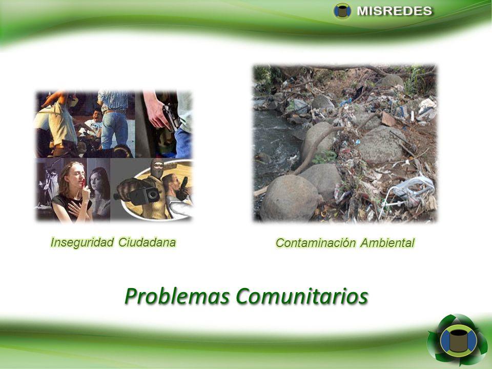 Problemas Comunitarios