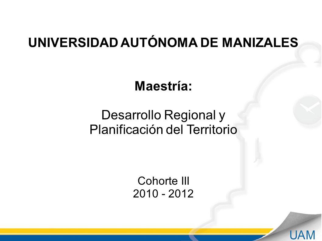 UNIVERSIDAD AUTÓNOMA DE MANIZALES