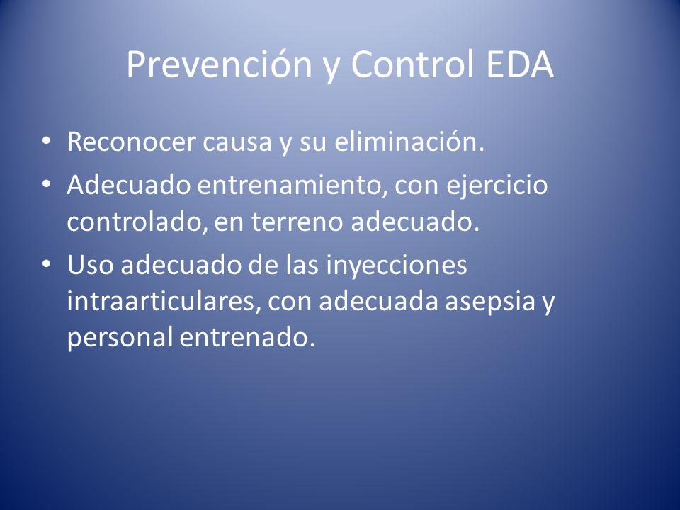 Prevención y Control EDA