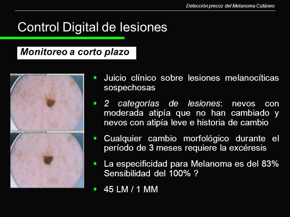 Control Digital de lesiones