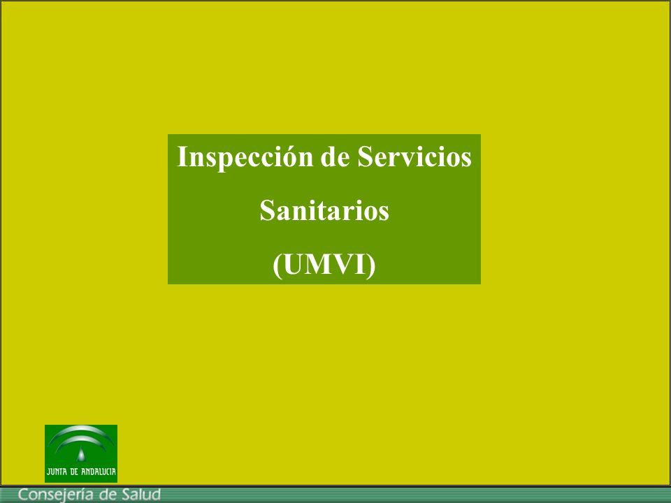 Inspección de Servicios