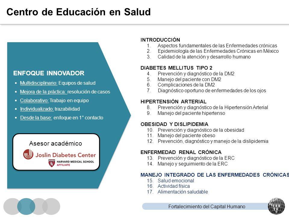 Centro de Educación en Salud