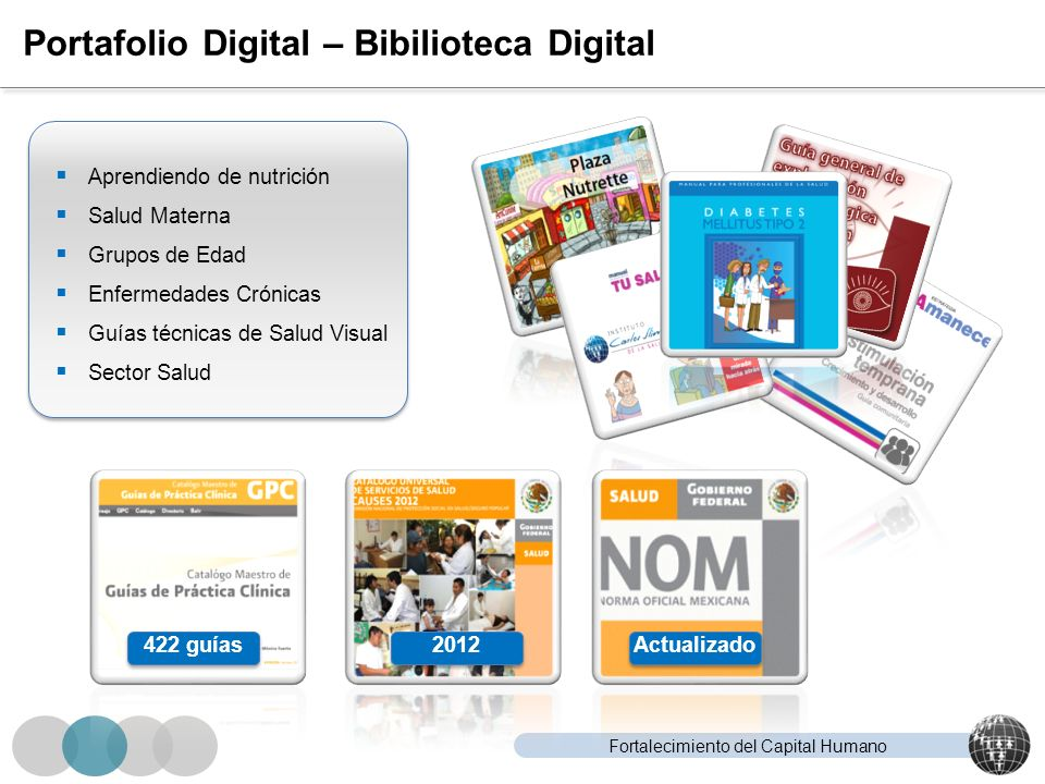 Portafolio Digital – Bibilioteca Digital