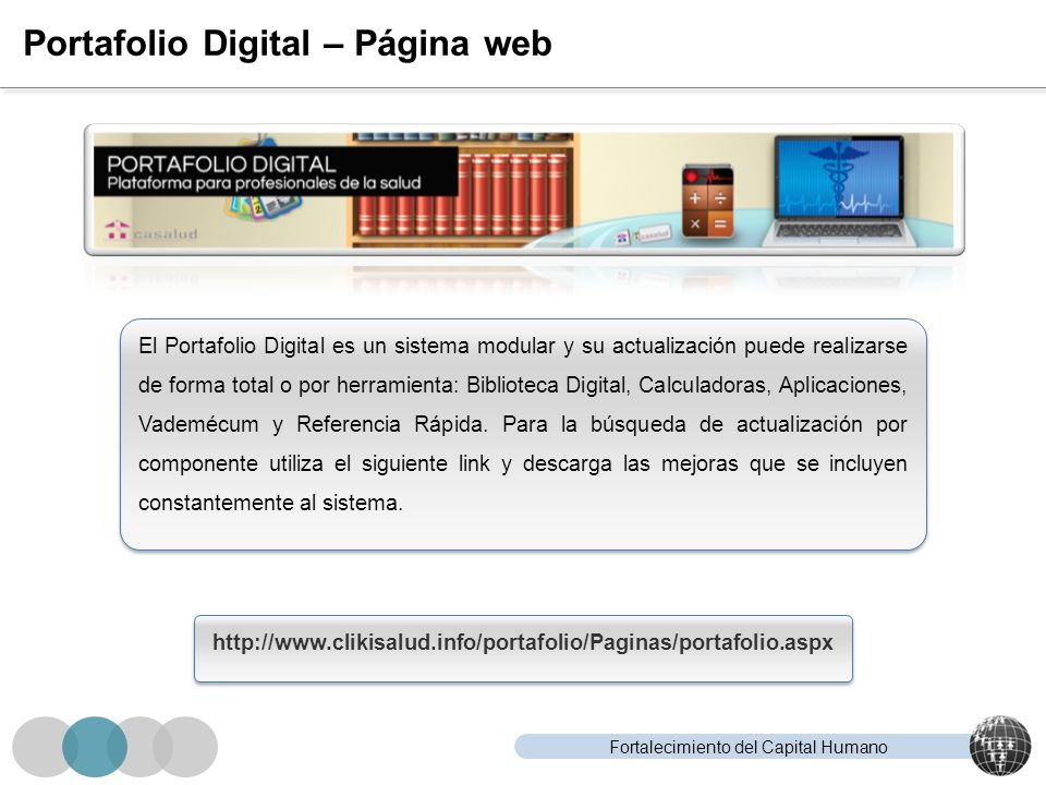 Portafolio Digital – Página web