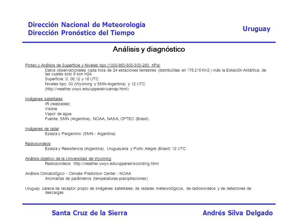 Análisis y diagnóstico