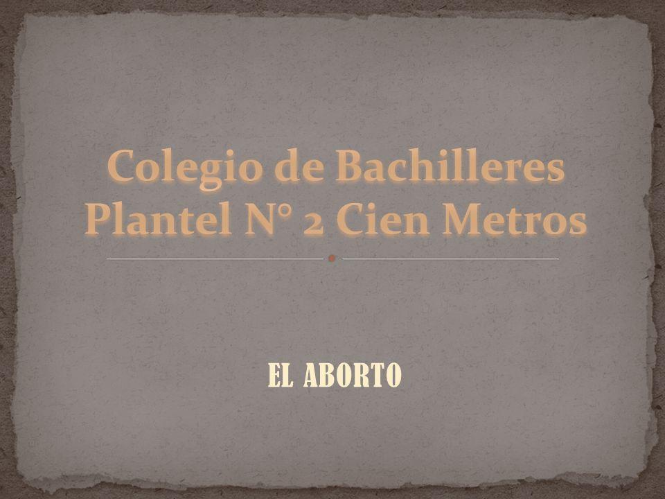 Colegio de Bachilleres Plantel N° 2 Cien Metros