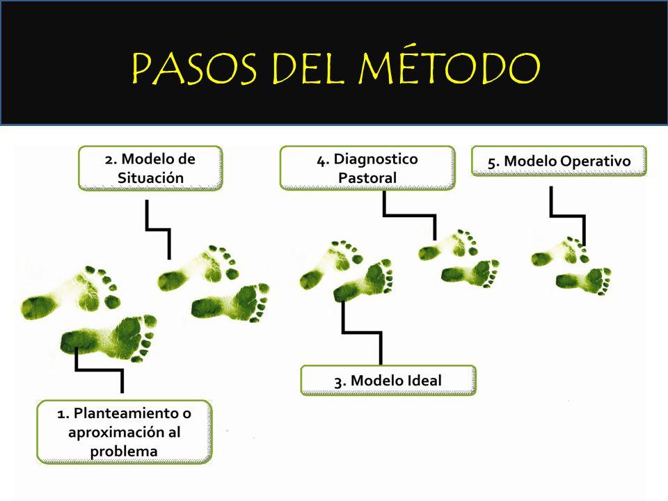 PASOS DEL MÉTODO