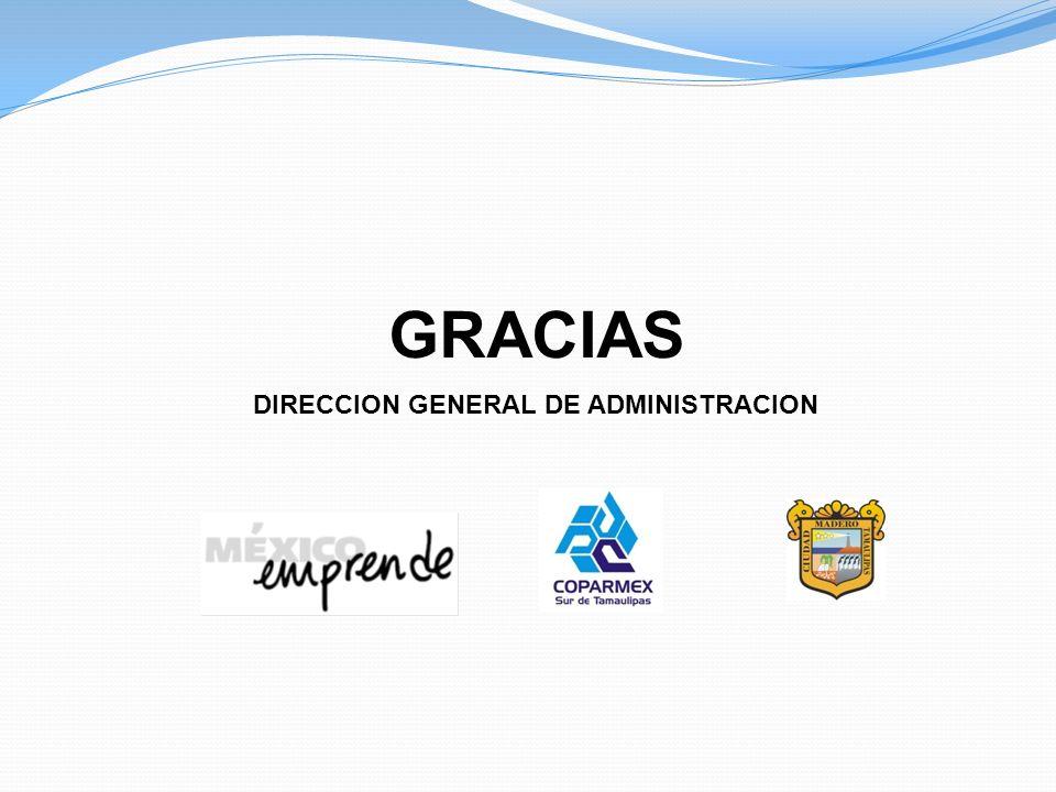 DIRECCION GENERAL DE ADMINISTRACION