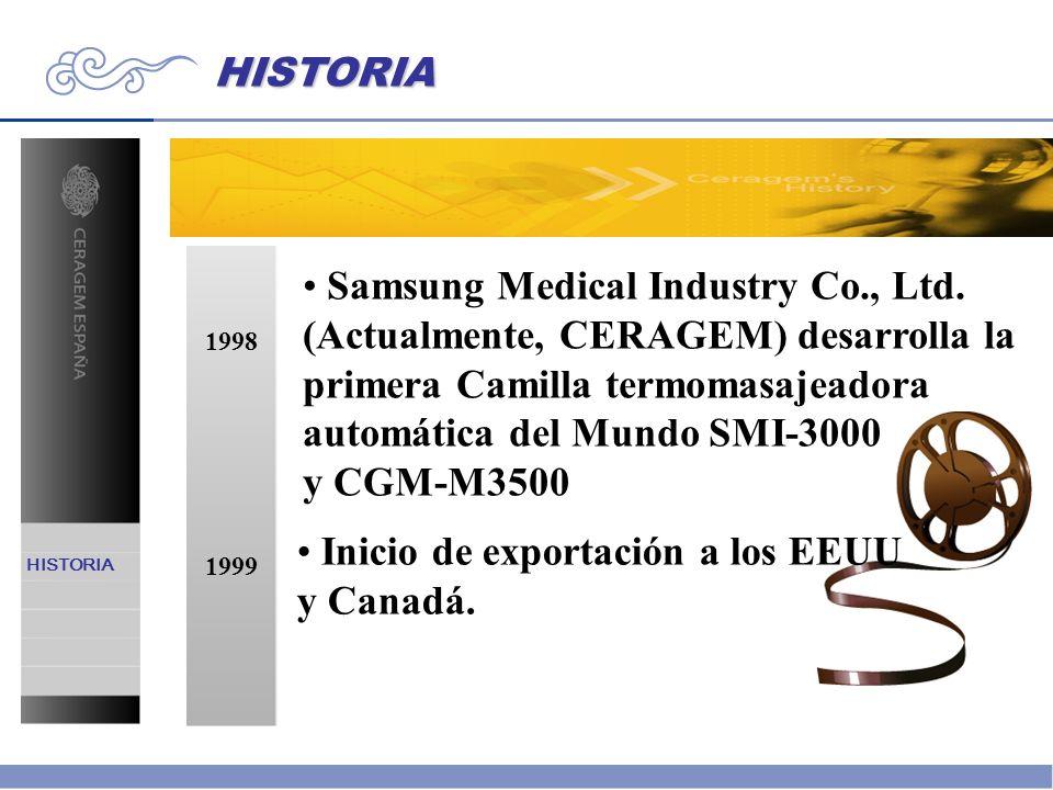 Inicio de exportación a los EEUU y Canadá.