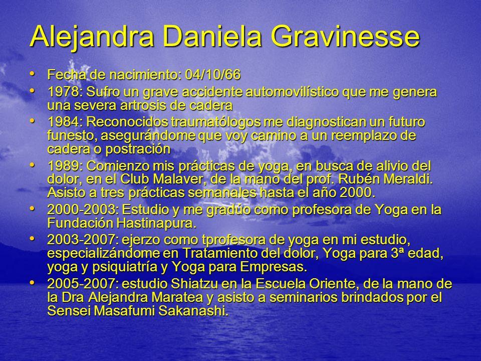 Alejandra Daniela Gravinesse