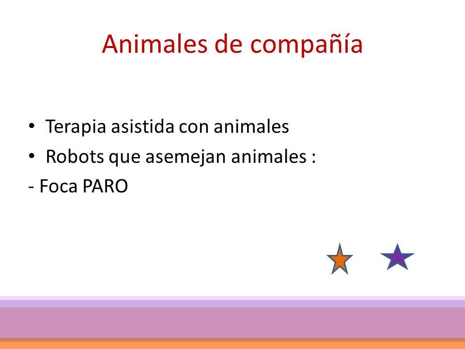 Animales de compañía Terapia asistida con animales