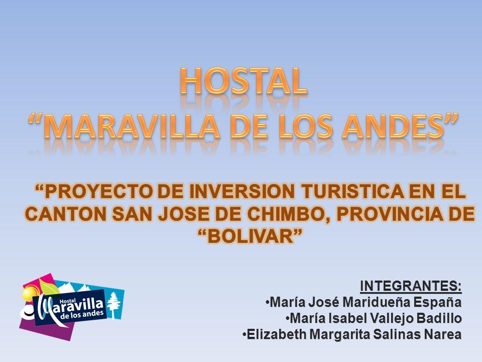 MARAVILLA DE LOS ANDES