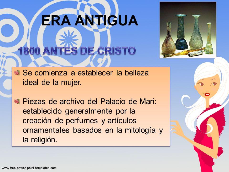 ERA ANTIGUA 1800 ANTES DE CRISTO