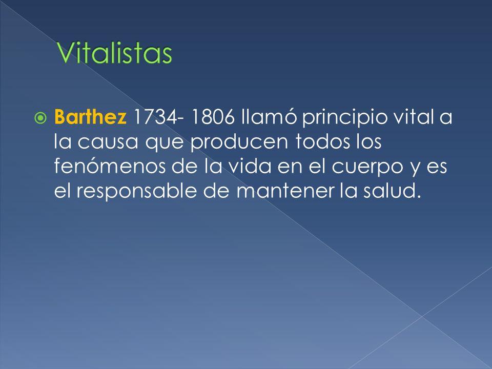 Vitalistas