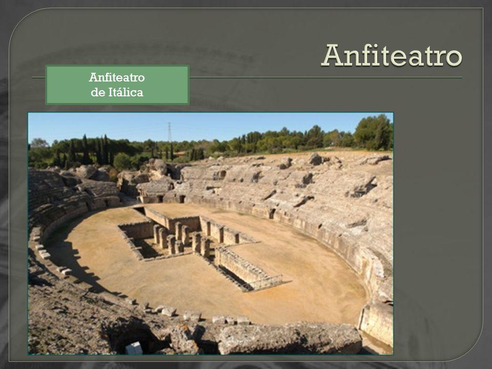 Anfiteatro Anfiteatro de Itálica