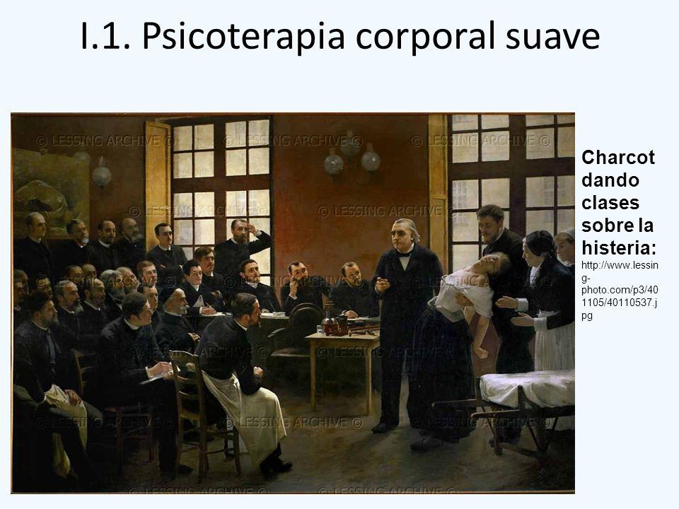 I.1. Psicoterapia corporal suave