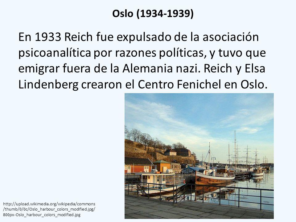 Oslo (1934-1939)