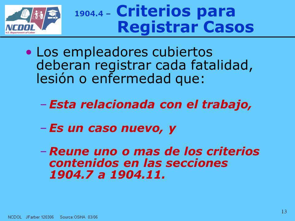 1904.4 – Criterios para Registrar Casos