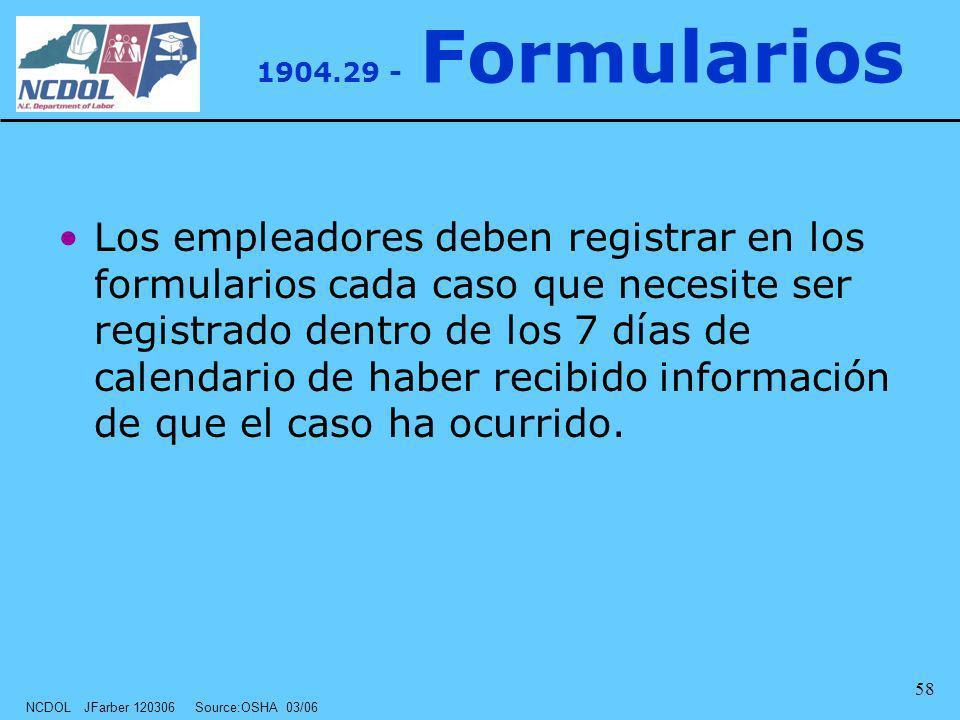 1904.29 - Formularios