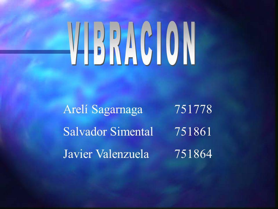 VIBRACION Arelí Sagarnaga 751778 Salvador Simental 751861