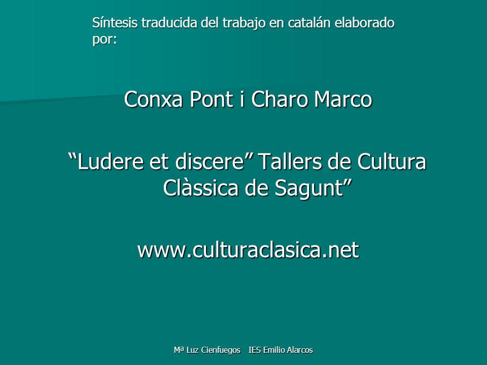 Conxa Pont i Charo Marco