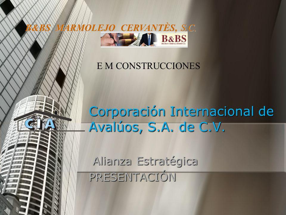 Corporación Internacional de Avalúos, S.A. de C.V.