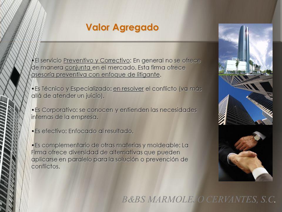 B&BS MARMOLEJO CERVANTES, S.C.