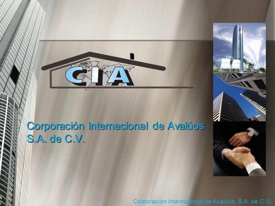 Corporación Internacional de Avalúos S.A. de C.V.