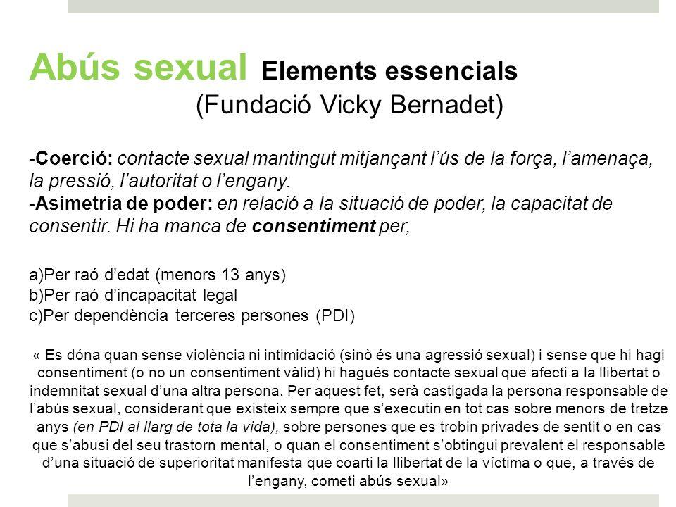 (Fundació Vicky Bernadet)