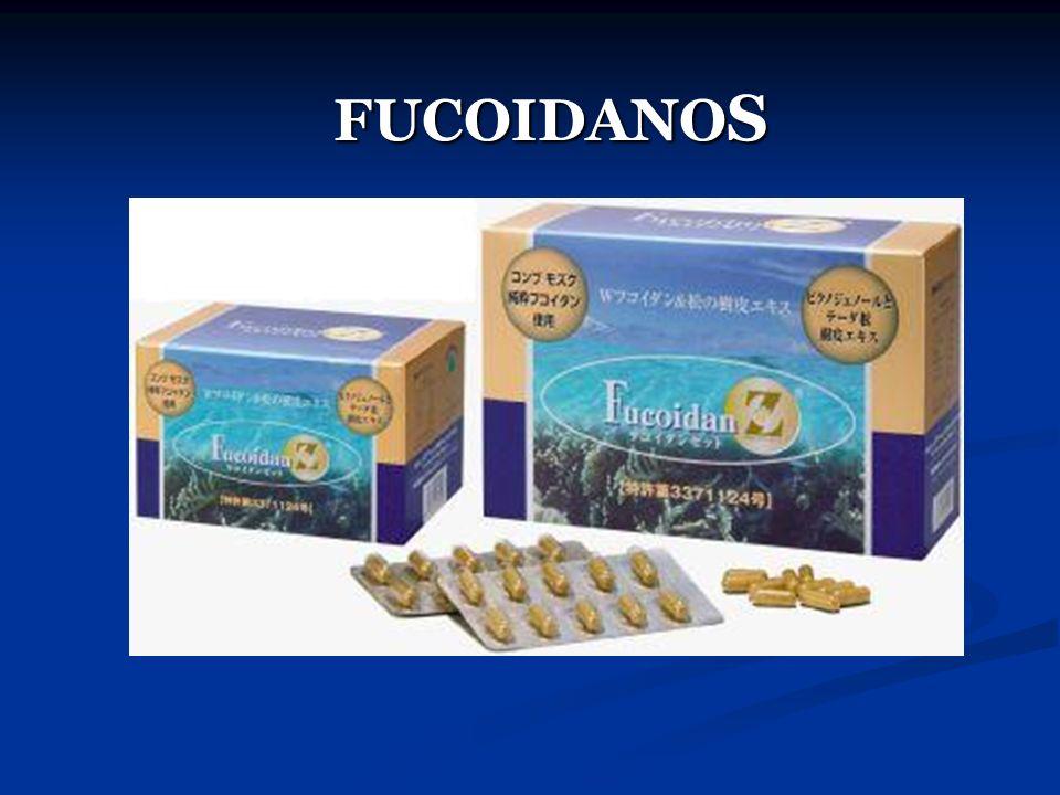 FUCOIDANOS