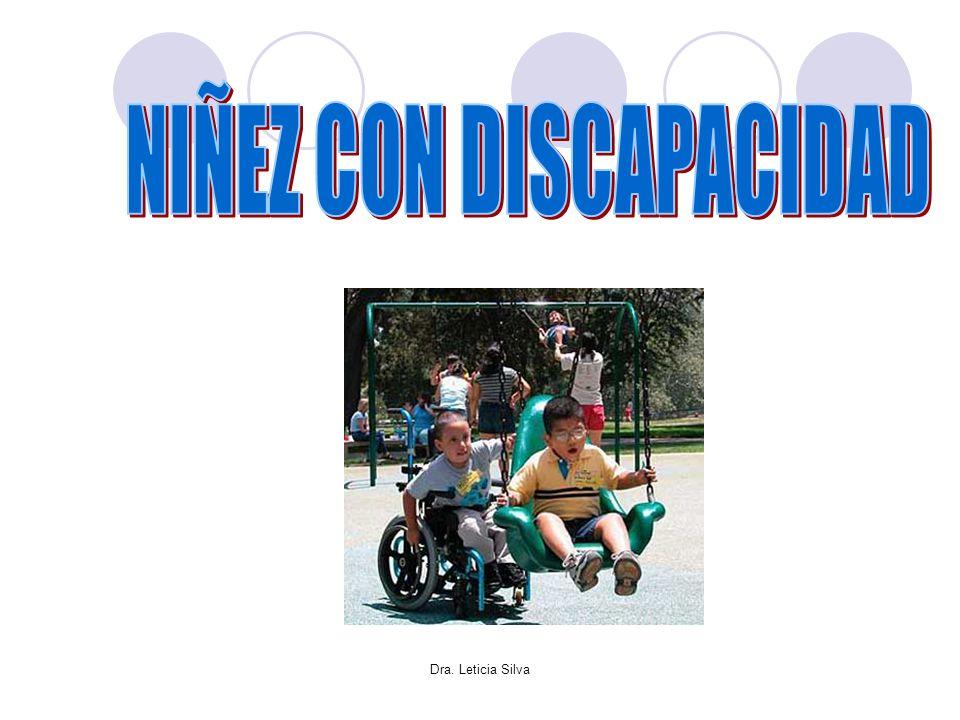 NIÑEZ CON DISCAPACIDAD