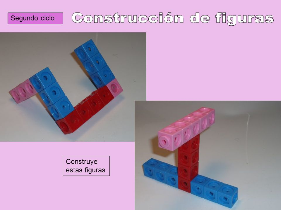 Construcción de figuras