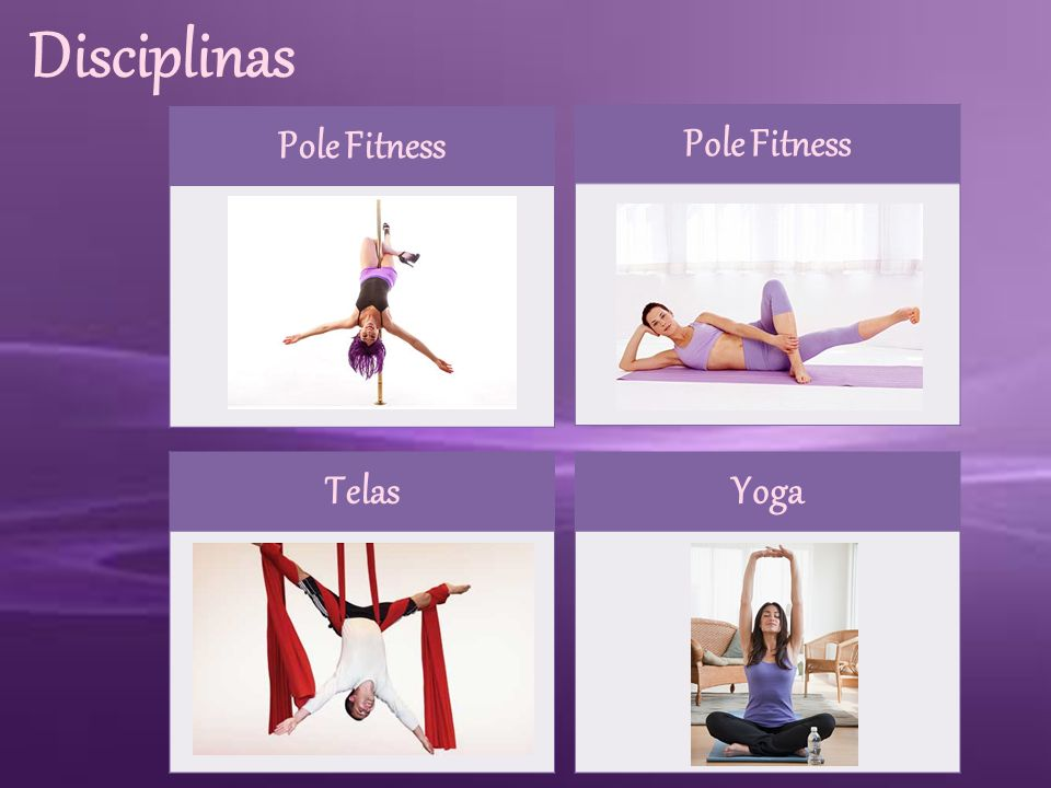 Disciplinas Pole Fitness Pole Fitness Telas Yoga