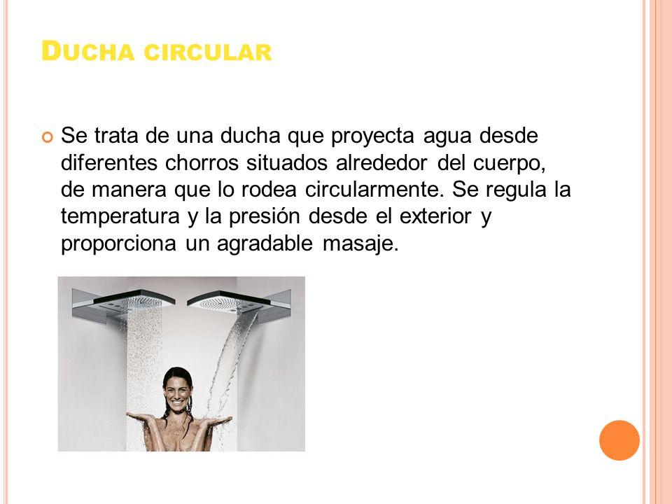 Ducha circular