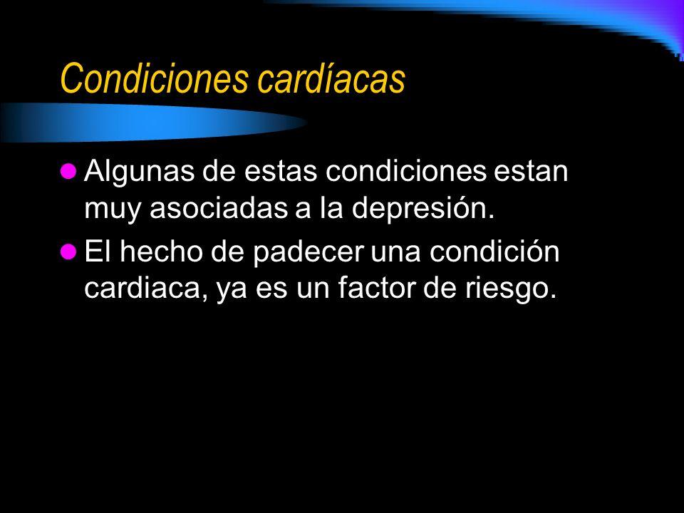 Condiciones cardíacas