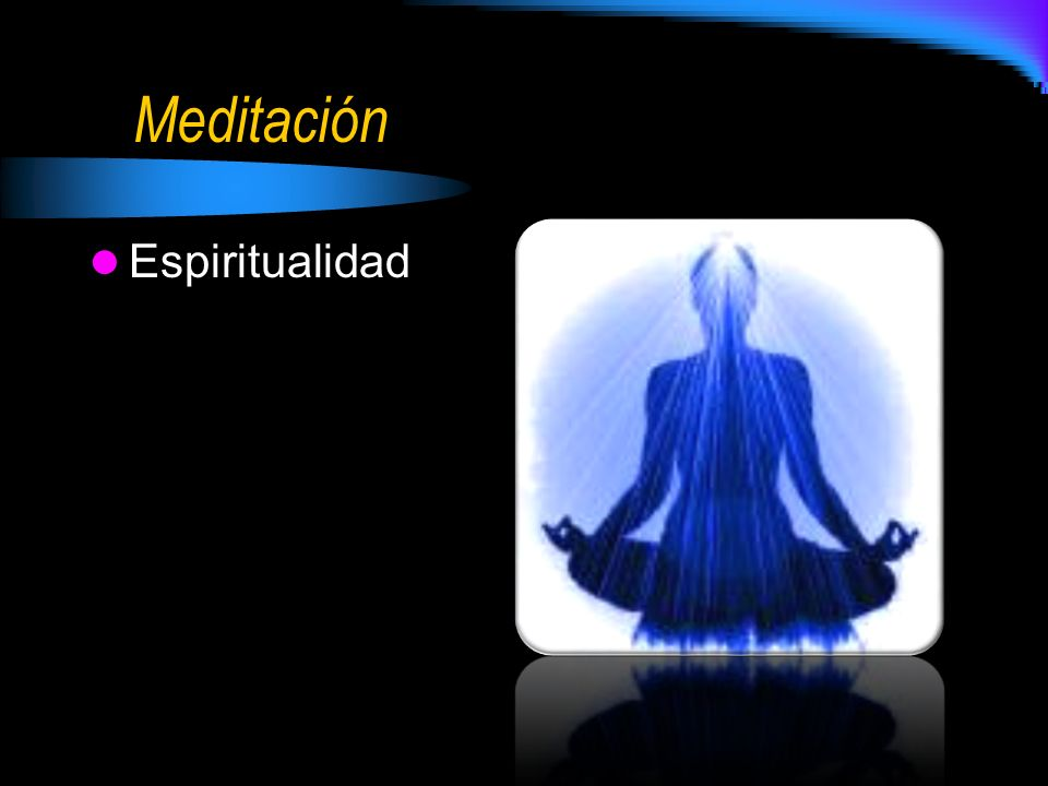 Meditación Espiritualidad
