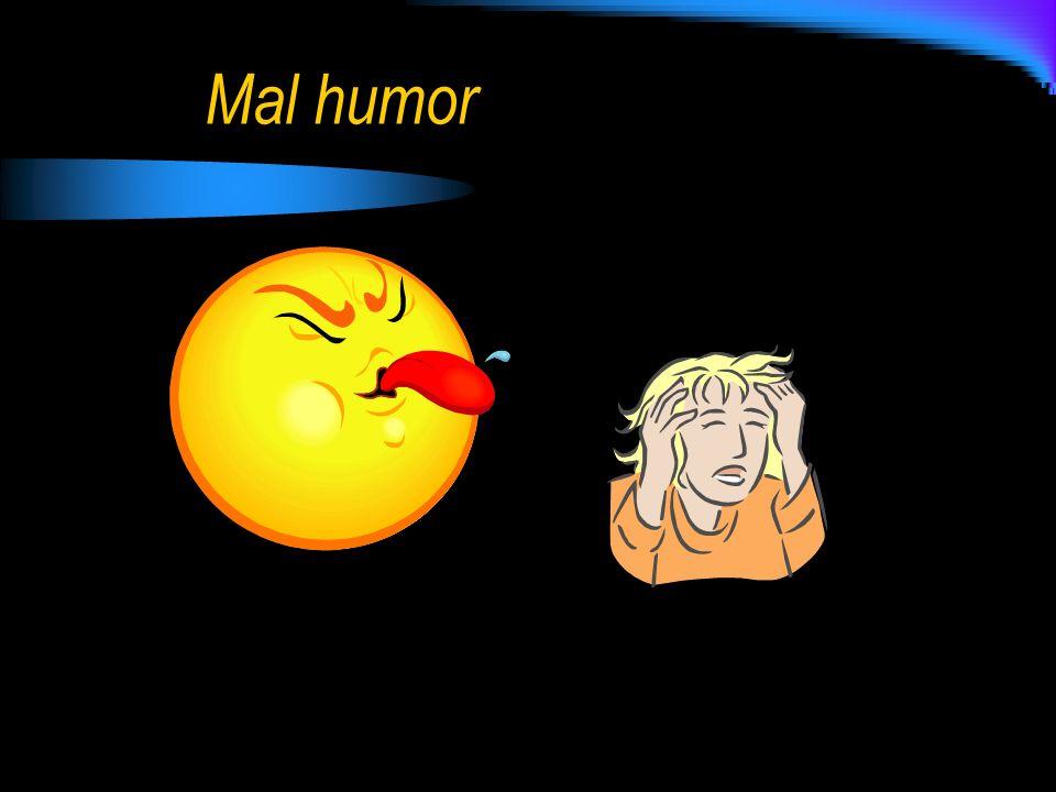 Mal humor