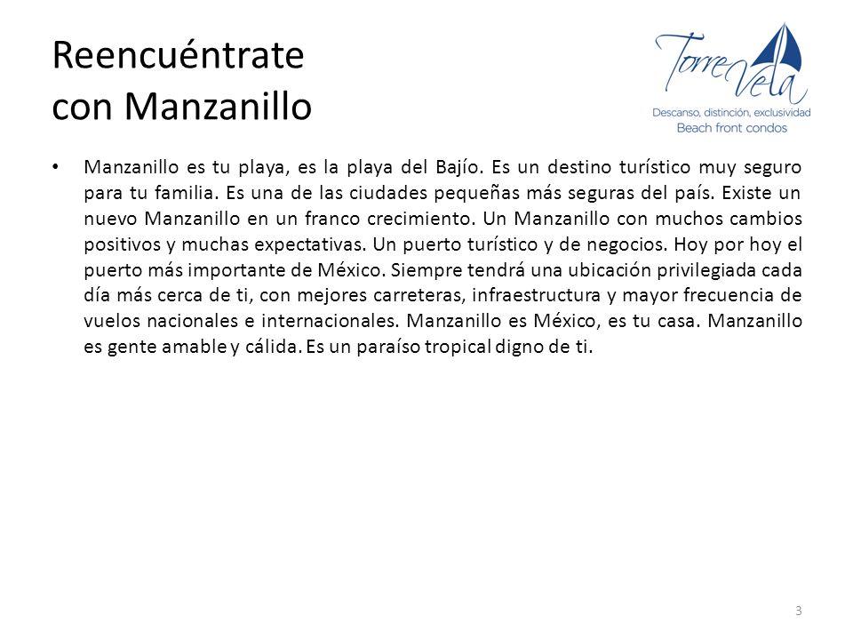 Reencuéntrate con Manzanillo