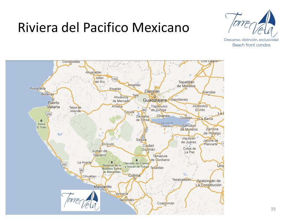Riviera del Pacifico Mexicano