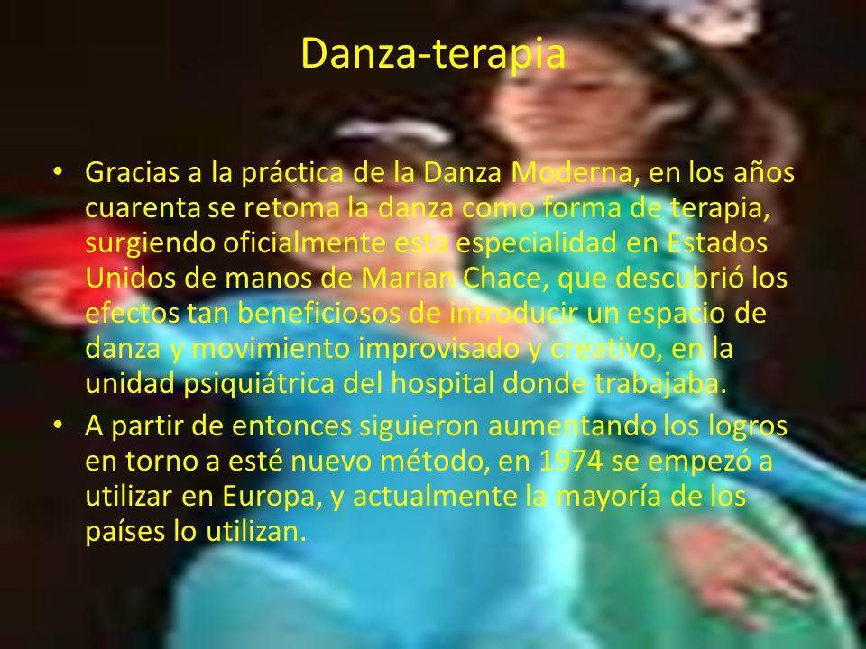 Danza-terapia