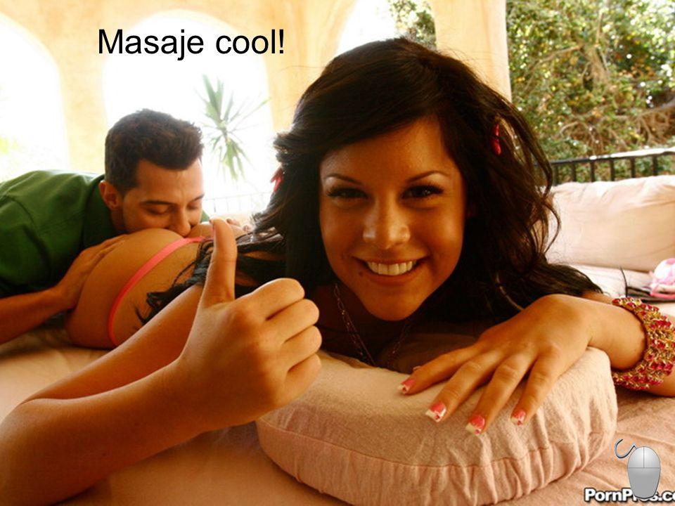 Masaje cool!