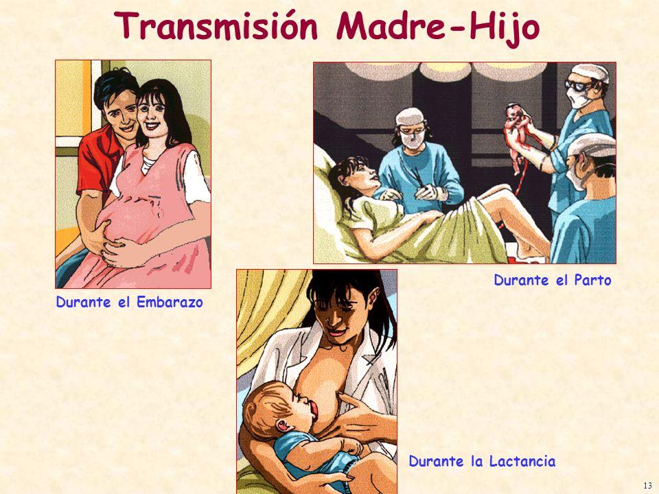 Transmisión Madre-Hijo