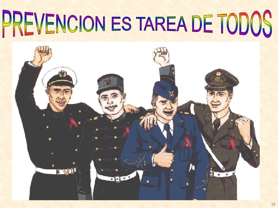 PREVENCION ES TAREA DE TODOS