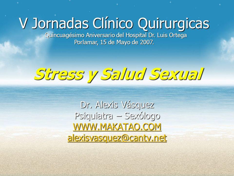 V Jornadas Clínico Quirurgicas Quincuagésimo Aniversario del Hospital Dr. Luis Ortega Porlamar, 15 de Mayo de 2007.