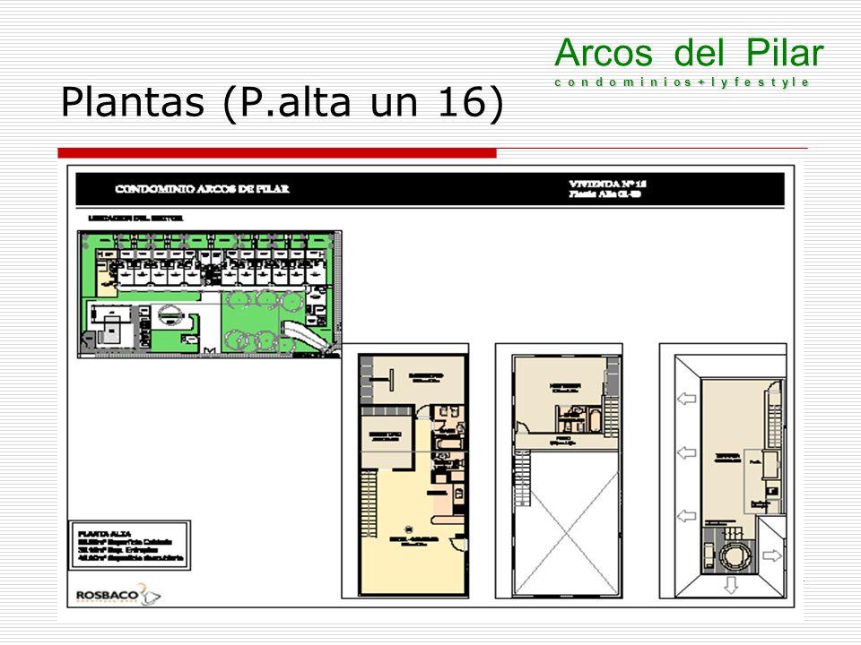 Arcos del Pilar c o n d o m i n i o s + l y f e s t y l e