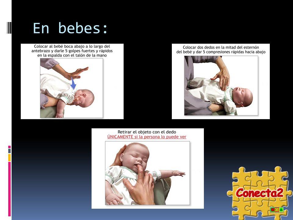 En bebes: