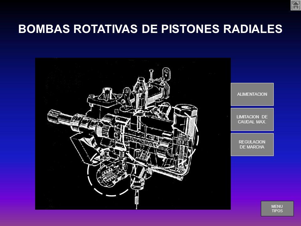 BOMBAS ROTATIVAS DE PISTONES RADIALES