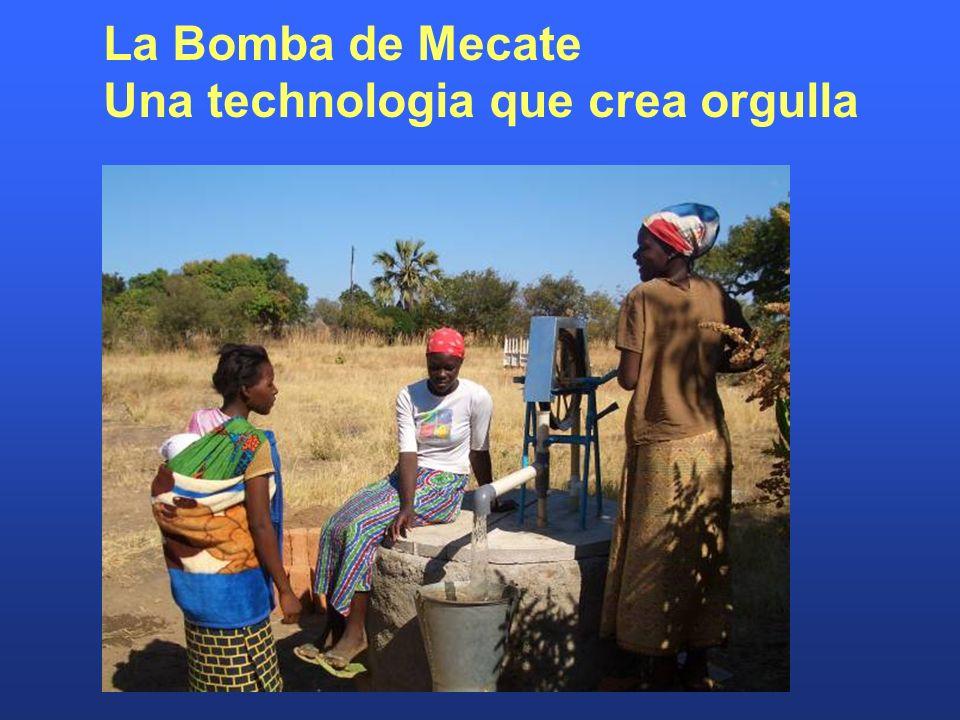 La Bomba de Mecate Una technologia que crea orgulla