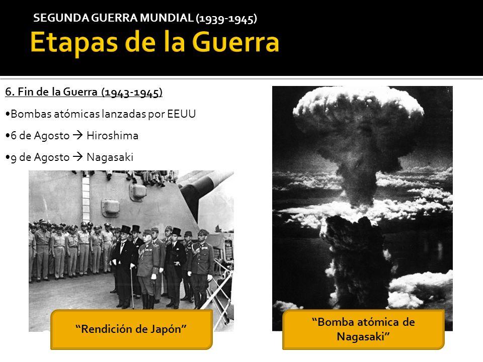 Bomba atómica de Nagasaki