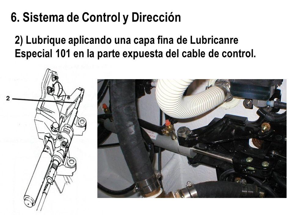 6. Sistema de Control y Dirección